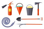 Fire Protection Equipment Collection