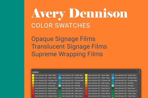 Indesign Color Palettes Creative Market
