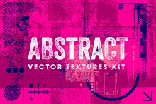 Abstract Vector Textures Kit