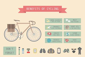 bike's benefits