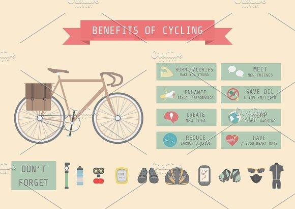 bike's benefits