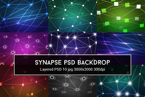 Synapse Network PSD Backdrop