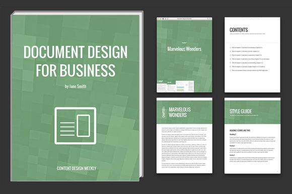 iBooks Author template bundle