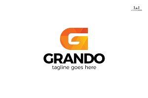 Grando - Letter G Logo