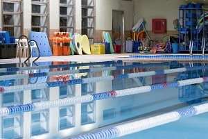 swimming pool water equipment