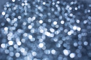 Glittering texture with bokeh lights