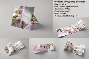 Wedding Photography Brochure-V156