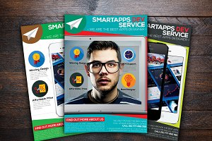 SmartApps Developer Flyer