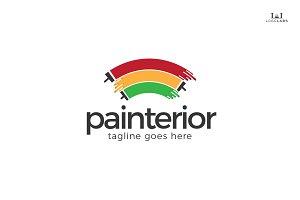 Painterior Logo