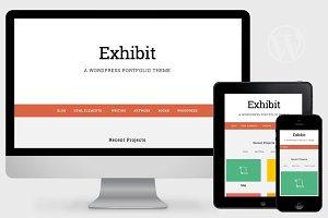 Exhibit - WordPress Portfolio Theme
