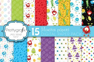 monster digital paper, commercial