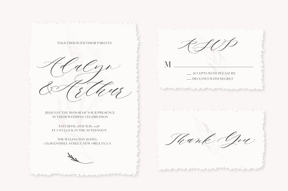 Roselyn Script in Script Fonts - product preview 4