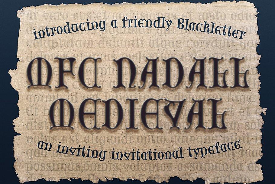 MFC Nadall Medieval