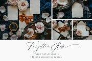 Forgotten Rose Wedding Stock