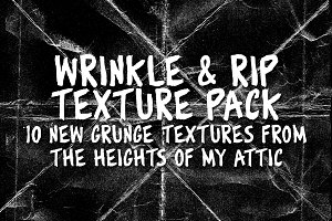 Wrinkle & Rip Texture Pack