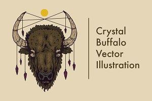 Crystal Buffalo