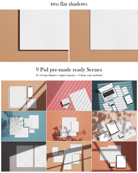 Scenes Creator - (Mockup Kit) in Scene Creator Mockups - product preview 10