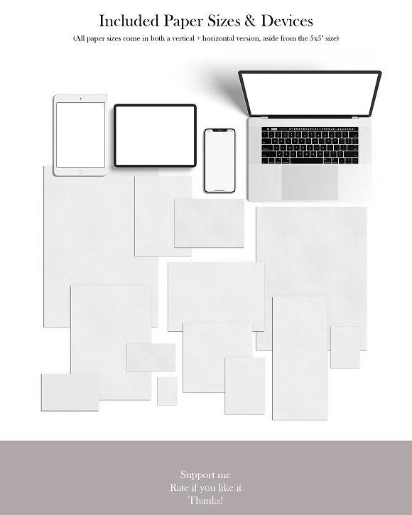 Scenes Creator - (Mockup Kit) in Scene Creator Mockups - product preview 11