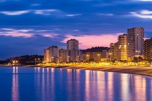 Platja d'Aro beach