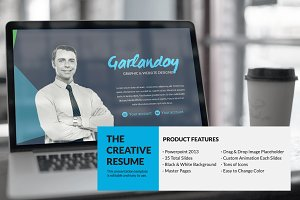 The Creative Resume Presentation