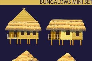 Bungalows Mini Set
