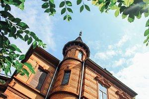 Old building in Heidelberg, Germany