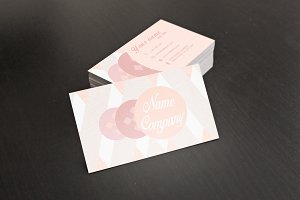 Loving business card