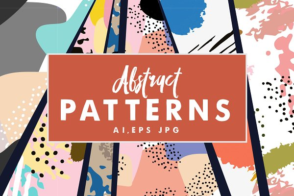 Graphic Patterns: caocastudio - Abstract Pattern