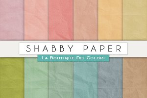 Shabby Digital Textures