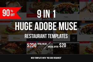 Bambino - All Restaurant Muse Bundle