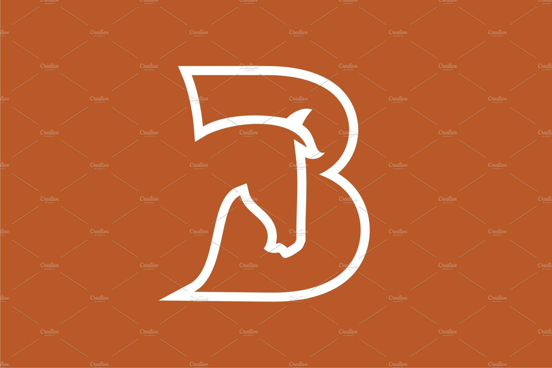 Letter B Horses