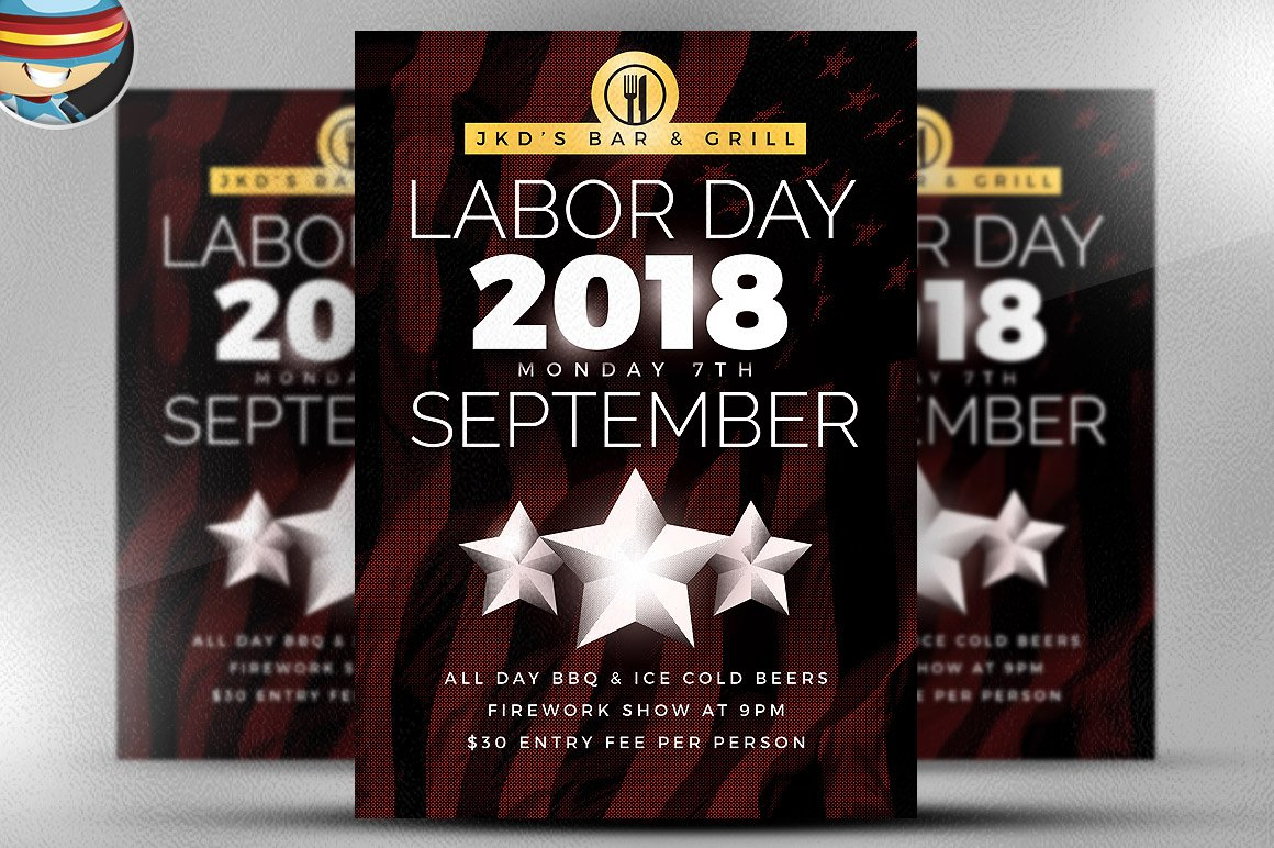 labour day flyer template | pro-thai.tk