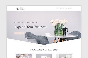 The Chloe-Divi Child Wordpress Theme