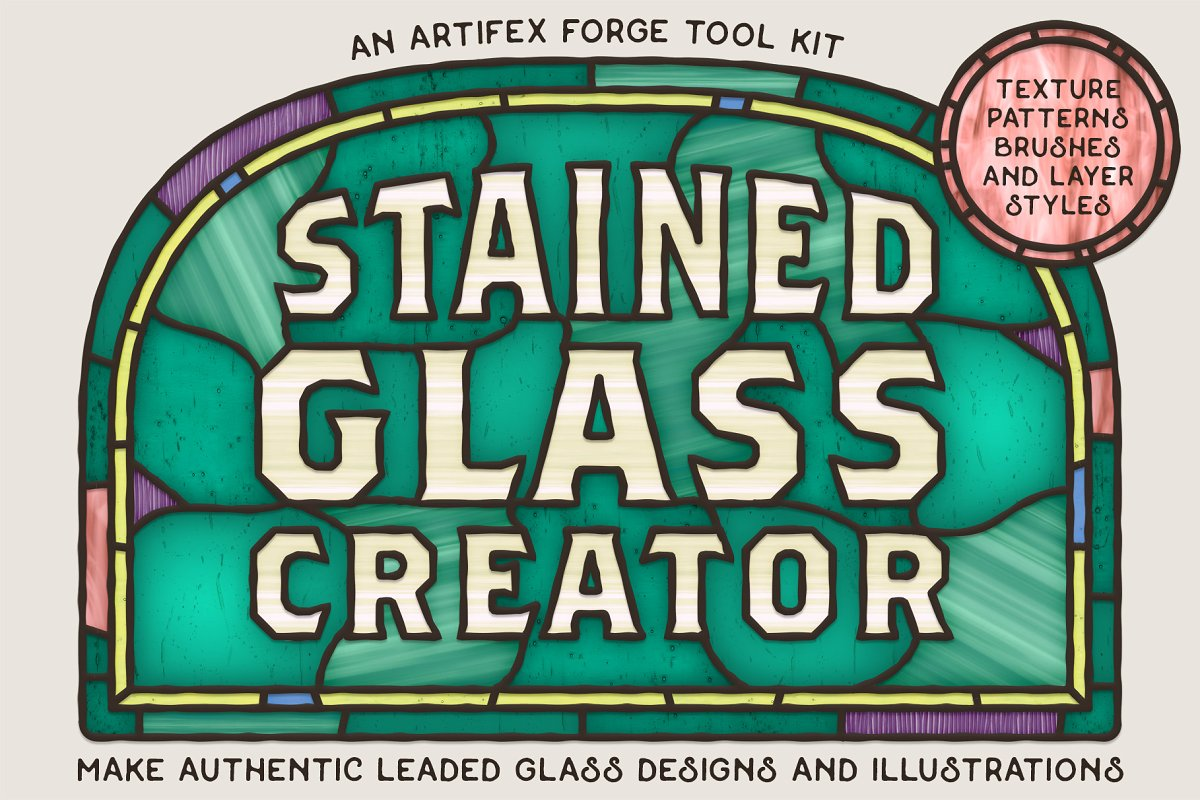 Stained Glass Creator