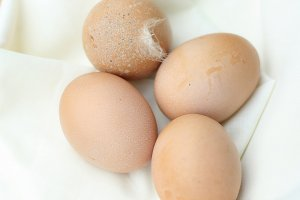Eggs. (-50%)