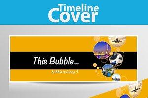 Bubble Facebook Cover