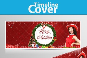 Christmass Facebook Cover