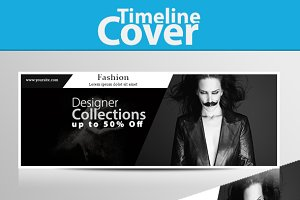 Fashion Designe Facebook Cover