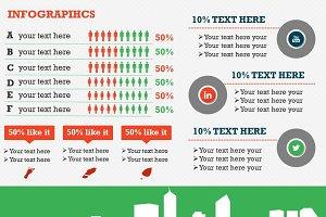 Target Market 1 PowerPoint Template