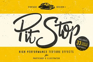 PitStop - Subtle Texture Effects