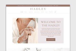The Hadley - Divi Wordpress Theme