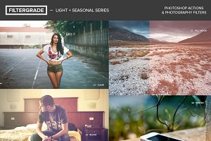 FilterGrade Light & Seasonal Series