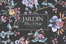 JARDÍN, elegant & quality Designs! by  in Patterns