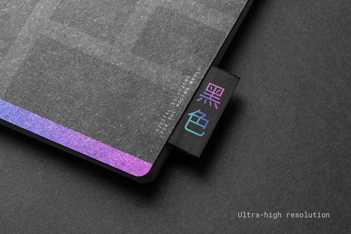 Blck Branding Mockup in Branding Mockups - product preview 3