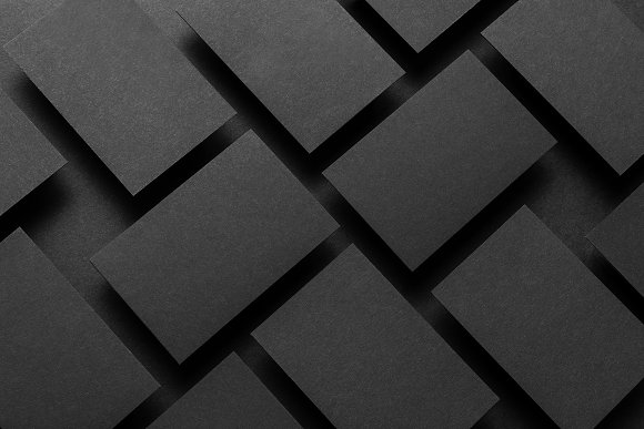 Blck Branding Mockup in Branding Mockups - product preview 7