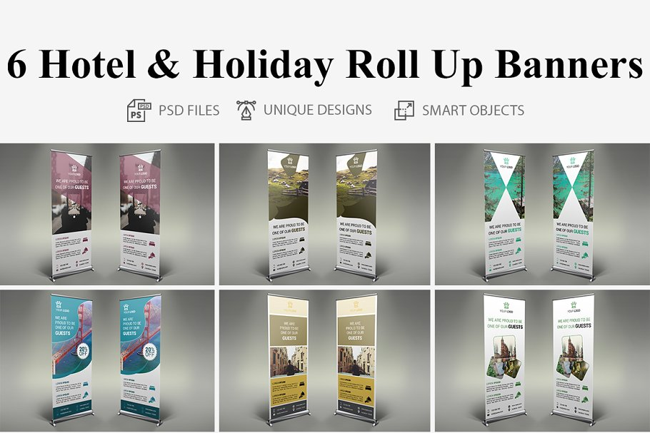 Roll Up Banners - 034