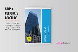 Corporate Minimal Brochure