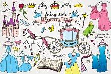 Fairy Tale & Princess Clipart