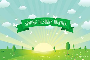 Spring Designs Bundle