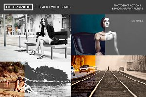 FilterGrade Black & White Series